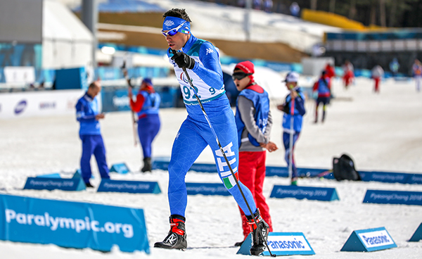 Para Cross Country-Skiing