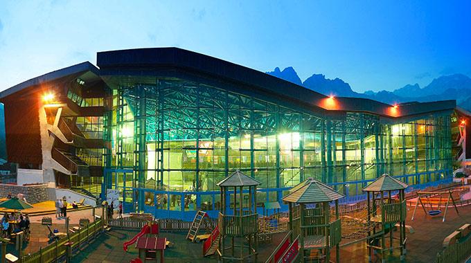 Cortina Olympic Stadium