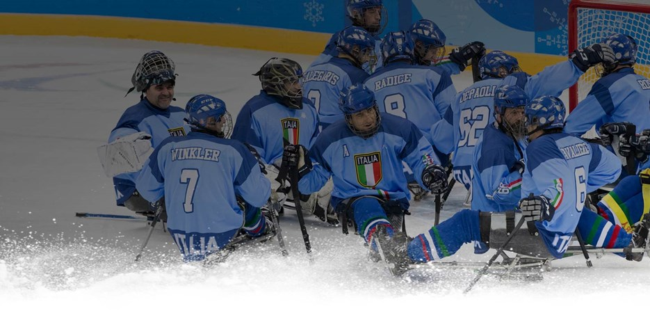 Para Eishockey