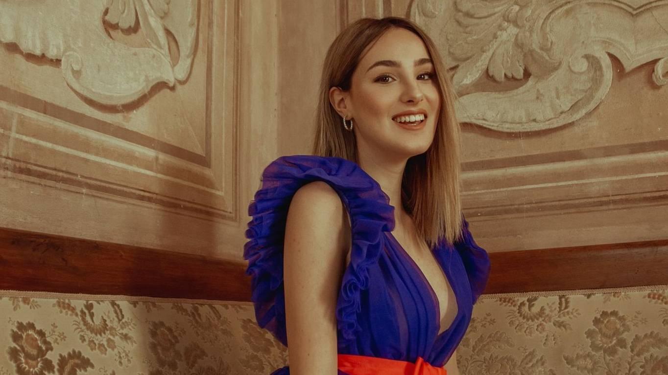 Sofia Dalle Rive nuova Digital Ambassador di Milano Cortina 2026