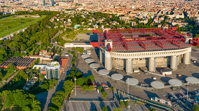 Meazza Stadium
